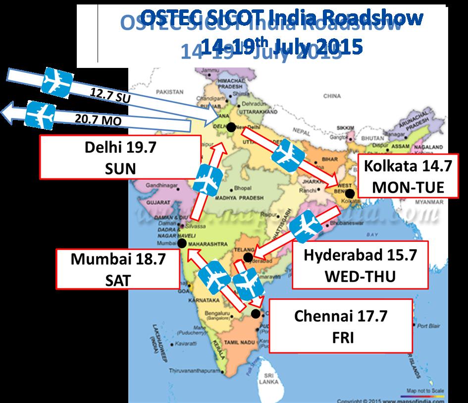 SICOT e-Newsletter - September 2015: SICOT News 2 | SICOT